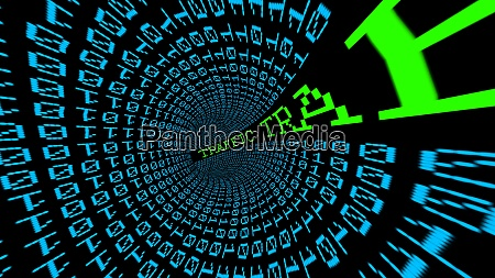 internet traffic data tunnel