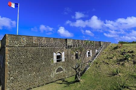 fort napoleon bourg des saintes terre